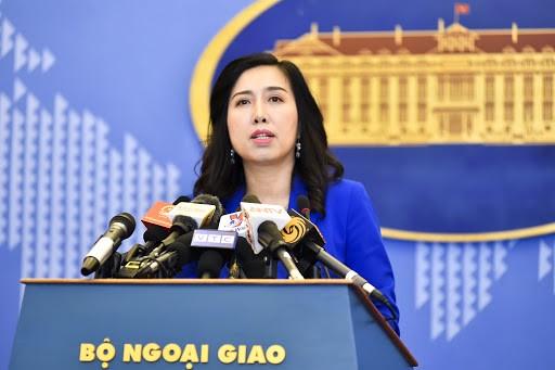 Phan ung cua Viet Nam truoc thong tin Trung Quoc xay tram nghien cuu tren hai hon dao o Truong Sa