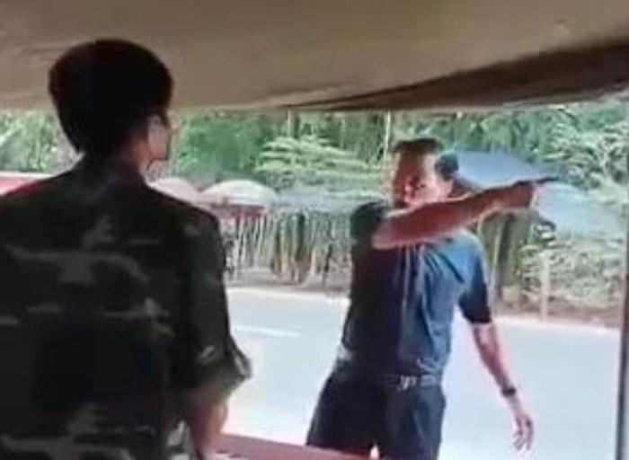 PCT HDND huyen o Binh Phuoc vang tuc tai chot kiem dich COVID-19: Xu nghiem lam guong!