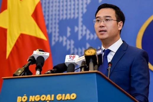 "Viet Nam len tieng viec Trung Quoc dat ""danh xung tieu chuan"" cho 80 thuc the o Bien Dong"