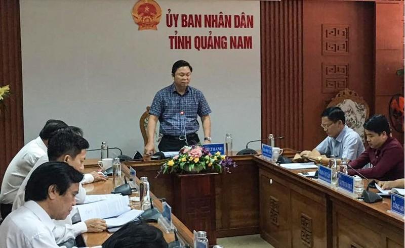 May xet nghiem COVID-19 o Quang Nam: Giai Phap Viet giam gia, GD So muon tra lai?
