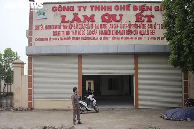 """Vi sao chu cong ty Lam Quyet bi Duong Nhue """"doa giet"""" duoc tai ngoai?"""