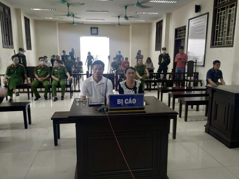 Xet xu vo chong Cty Lam Quyet: Duong Nhue ngoi phong rieng du toa