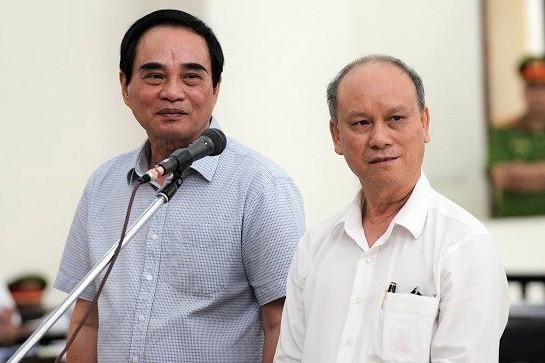 Bat giam 2 cuu Chu tich Da Nang: Lanh dao... song sao de tieng thom!