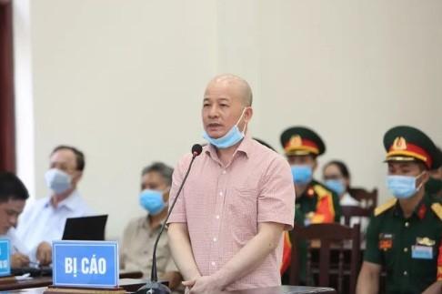 """Xet xu cuu Thu truong Bo Quoc phong: Ut """"troc"""" phu nhan loi khai cua chau gai?"""