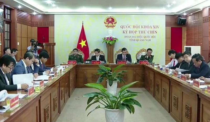 Chu tich Quoc hoi: Ky hop dac biet, dong luc de dat nuoc vuot qua kho khan-Hinh-3