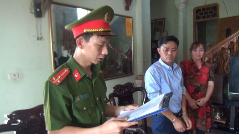 Thanh Hoa: Anh em Chu tich HDQT quy tin dung lap khong ho so, chiem doat 22 ty
