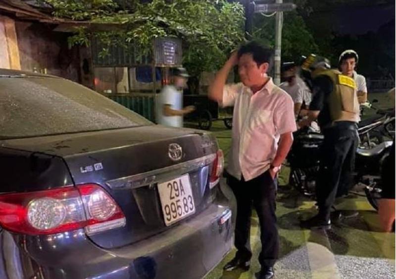 Truong ban Noi chinh Thai Binh gay tai nan: Bao cao UBKT TU xu ly