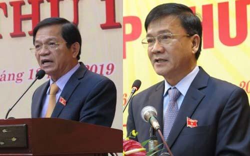 """Bi thu Quang Ngai Le Viet Chu xin thoi chuc cot mong… """"ha canh an toan""""?"""