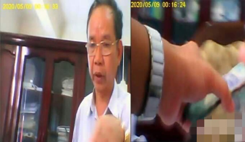 Tong tien Pho Chu tich thi xa Nghi Son: Ai chu muu?