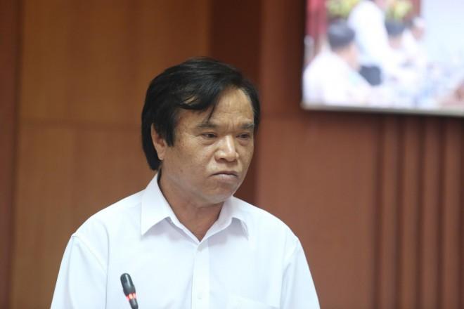 """Giam doc So Tai chinh Quang Nam xin nghi viec de """"tron"""" sai pham?"""