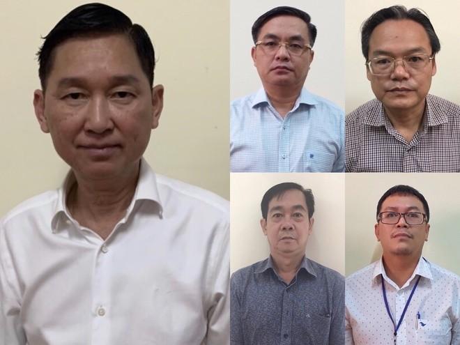Khoi to PCT Tran Vinh Tuyen, cu tri de nghi xu ly tiep lanh dao dinh sai pham