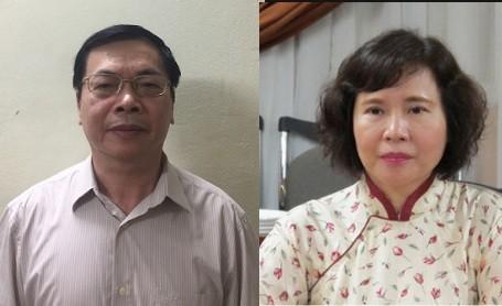 """Sai pham tai """"dat vang"""" Sabeco"""": Khoi to nguyen Vu truong Vu Cong nghiep nhe Phan Chi Dung"""
