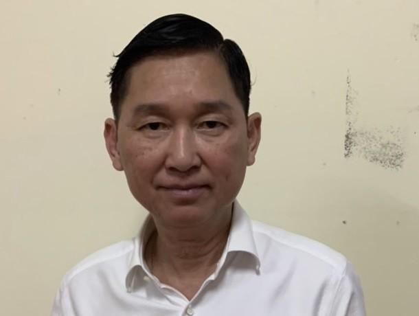 Thu tuong tam dinh chi cong tac Pho Chu tich UBND TP HCM Tran Vinh Tuyen