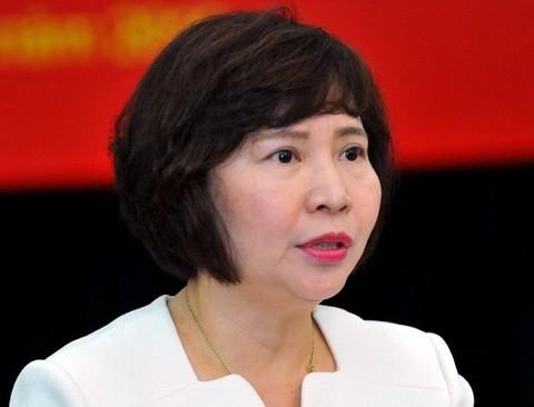 Truy na nguyen Thu truong Bo CT: Co chuyen ba Ho Thi Kim Thoa tron khoi Phap?