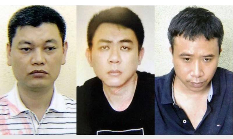 Vu Nhat Cuong: 3 bi can bi khoi to chiem doat tai lieu mat, con ai lien quan?