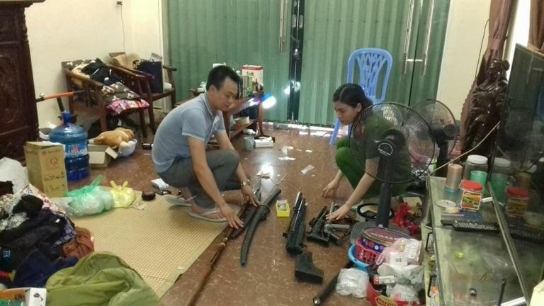 """Hai Duong: Triet xoa tu diem ma tuy """"cha truyen con noi"""", thu nhieu sung-Hinh-3"""
