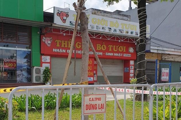 Tron khai bao y te, vo chong PGD Bao Viet Nhan tho Hai Duong bi xu phat