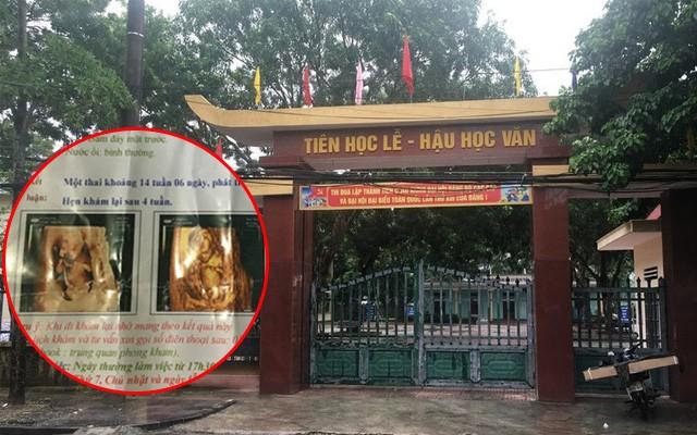 "Nu sinh lop 9 mang thai nghi do ban hoc cuong hiep: Khong con la ""chuyen cua tre con""?"
