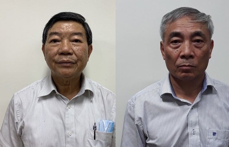 Bat nguyen Giam doc BV Bach Mai Nguyen Quoc Anh va 2 thuoc cap
