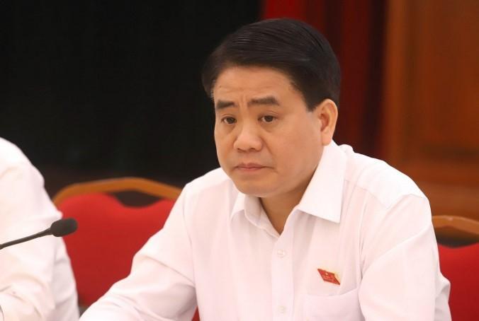 Bi de nghi truy to, ong Chung duoc huong tinh tiet giam nhe gi?