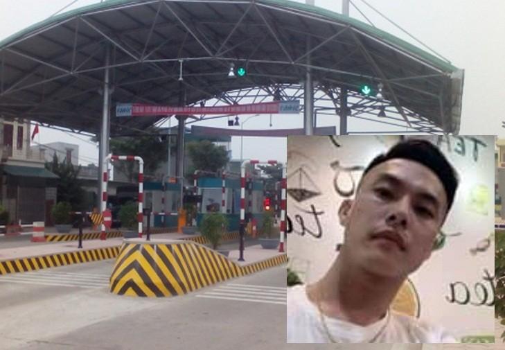 No sung o tram thu phi Thanh Ne: Nghi pham nhan toi, giao nop sung