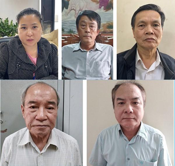 """Khoi to bi can 14 doi tuong trong """"vu Cong ty gang thep Thai Nguyen""""-Hinh-3"""