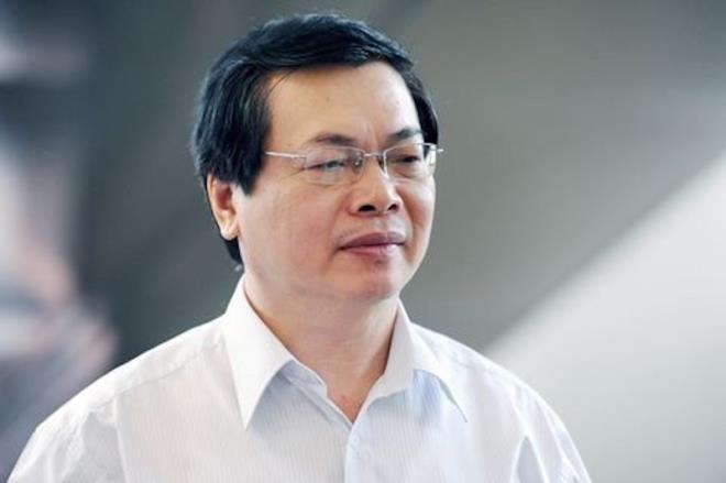 Cuu BT Vu Huy Hoang chi dao thoai von, chuyen