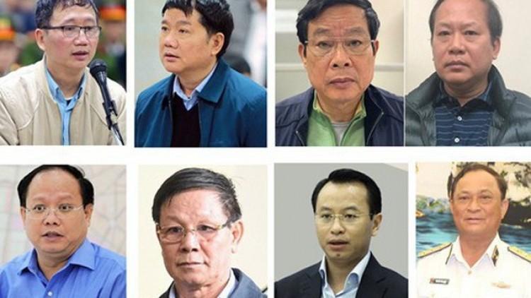 "Hang tram Dang vien bi ky luat: ""Khong phai thanh tich do la viec phai lam"""