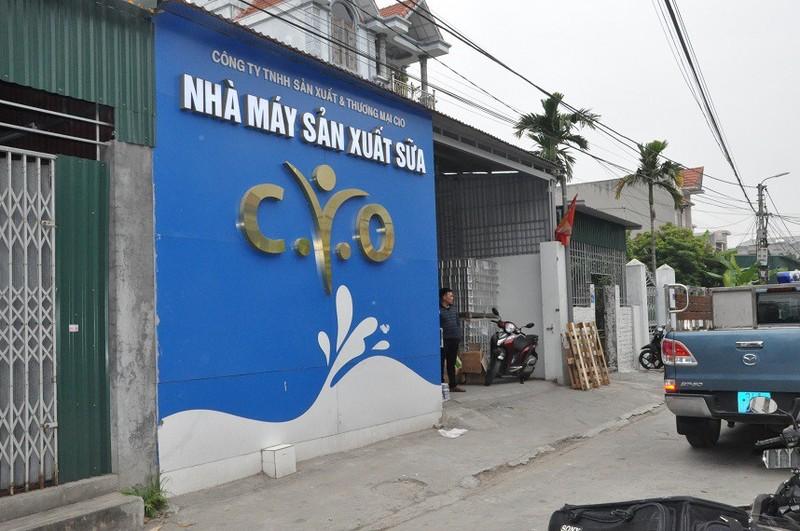 Nha may sua CIO Hai Duong sai pham: Trach nhiem Chi cuc ATTP o dau?