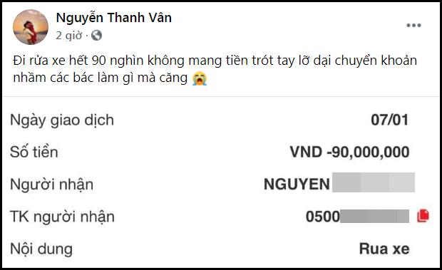 Van Hugo chuyen 90 trieu cho tho rua xe, dong nghiep thi nhau 'ca khia'