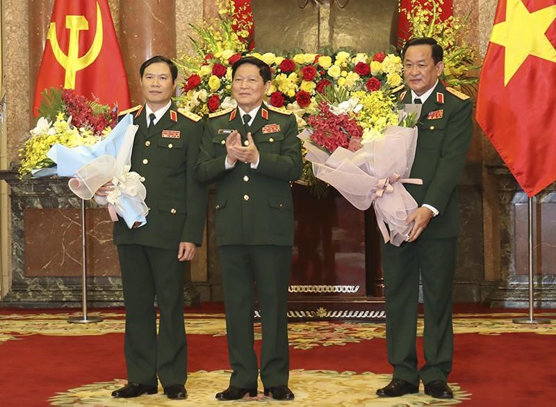 2 Thu truong Bo Quoc phong duoc thang quan ham Thuong tuong-Hinh-2
