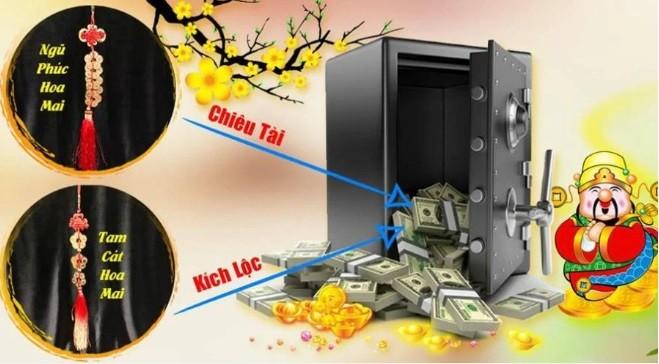 Người giàu không bao giờ tiết lộ: Đặt két sắt sao... tiền bạc chảy vào nhà không ngừng?