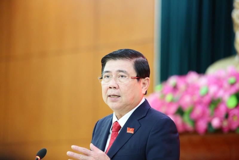 Dai hoi Dang lan thu XIII: Ba chuong trinh dot pha cua TP HCM