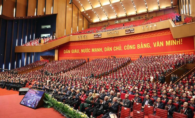 Dai hoi Dang lan thu XIII: Khoi day manh me tinh than yeu nuoc-Hinh-2