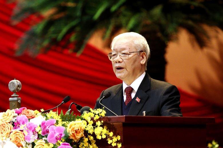Dai hoi Dang lan thu XIII: Tong Bi thu, Chu tich nuoc neu 5 bai hoc kinh nghiem quy bau