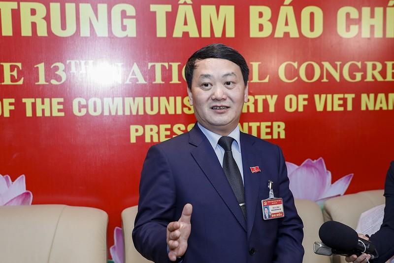 """Dai hoi Dang lan XIII: Se trinh de an nhan su cac """"truong hop dac biet"""""""