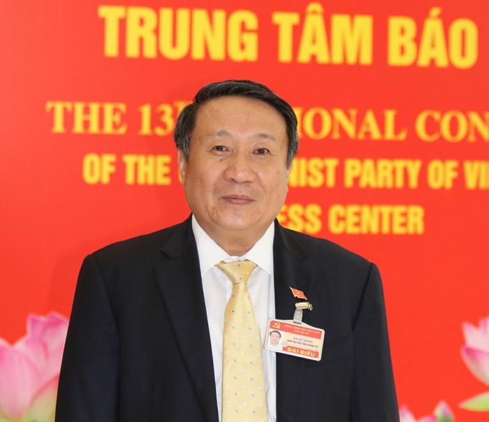 Dai hoi Dang lan thu XIII: Toi da trach nhiem lua chon nhan su cho nhiem ky moi-Hinh-2