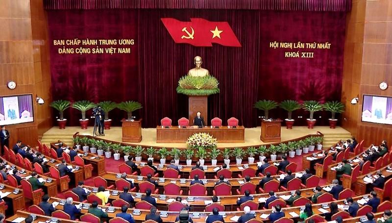 8 Uy vien tai cu Bo Chinh tri khoa XIII-Hinh-2