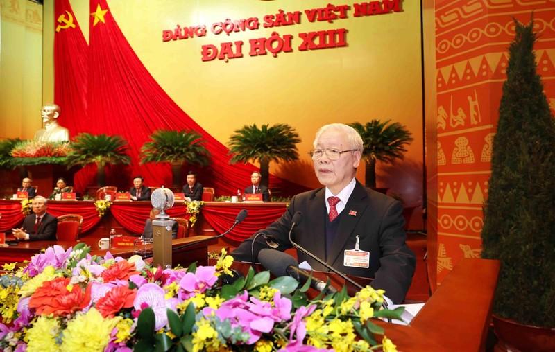 Tong bi thu: Dua nghi quyet vao cuoc song, mang lai hanh phuc cho nhan dan