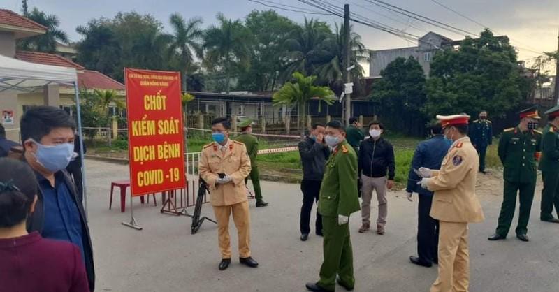 CA Hai Phong dieu tra dau hieu vi pham doi voi 2 ca nhiem COVID-19