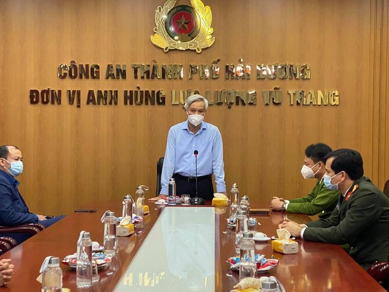 Hai Duong: Khoi to vu an lien quan ca nhiem lam lay lan dich benh
