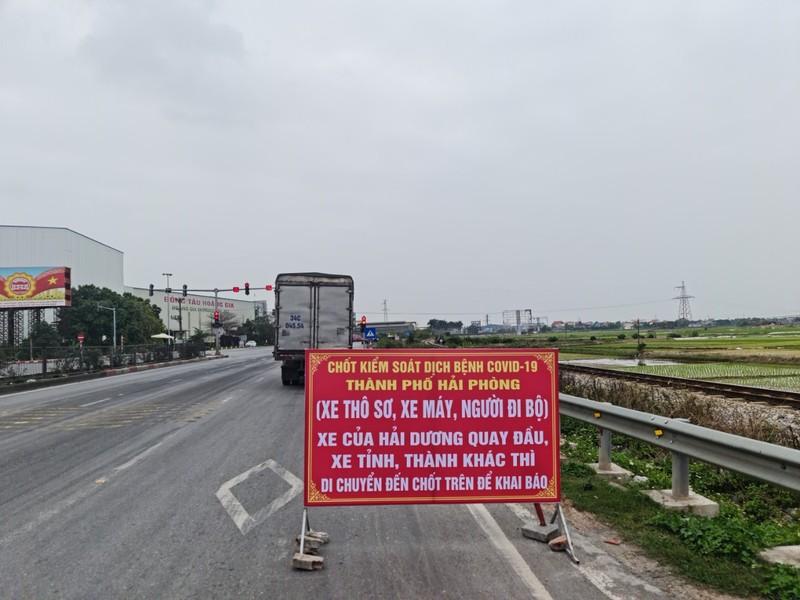 """Hai Phong """"chan"""" QL5, Hai Duong """"keu cuu"""" Bo GTVT"""