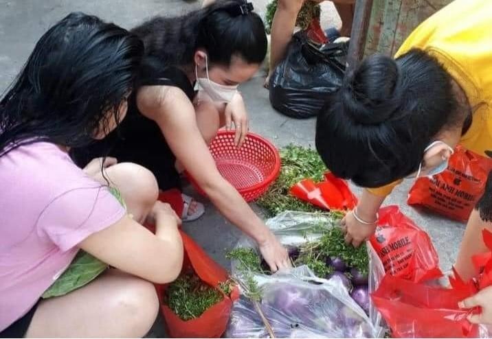 8.000 cong nhan trong khu phong toa o Hai Duong vui mung nhan duoc ho tro-Hinh-2