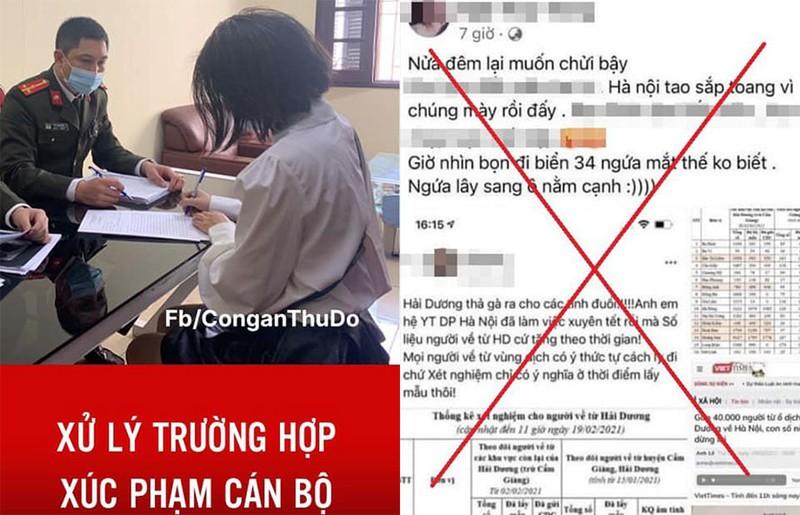 Hai Duong xu phat 3343 truong hop vi pham phong chong dich COVID-19