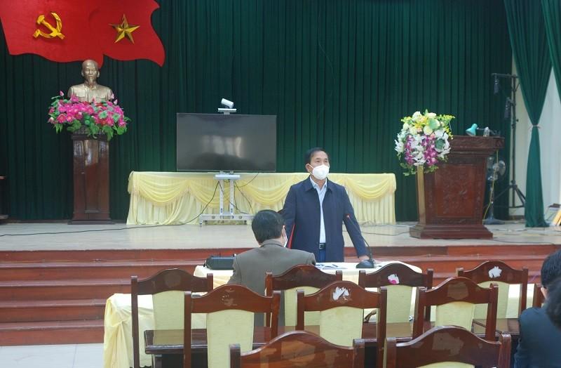 Sau cach ly xa hoi Hai Duong: Cam Giang tiep tuc phong toa 19 thon, cum dan cu-Hinh-2