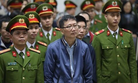 Tuong To An Xo: Khen thuong viec pha vu an Trinh Xuan Thanh la binh thuong