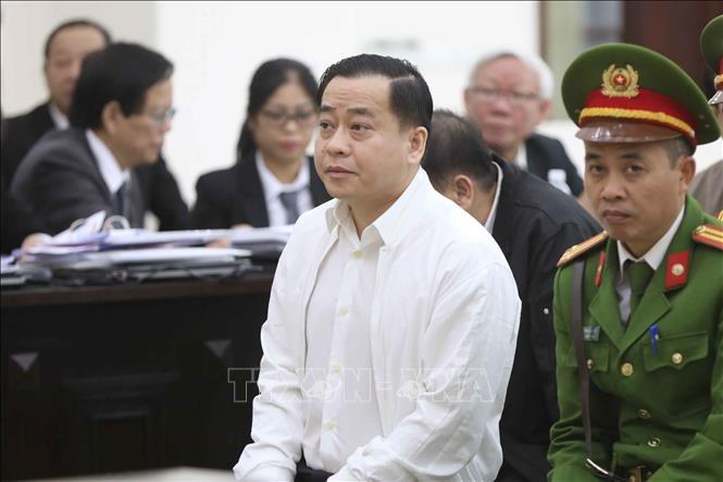 Phan Van Anh Vu bi khoi to ve toi Dua hoi lo