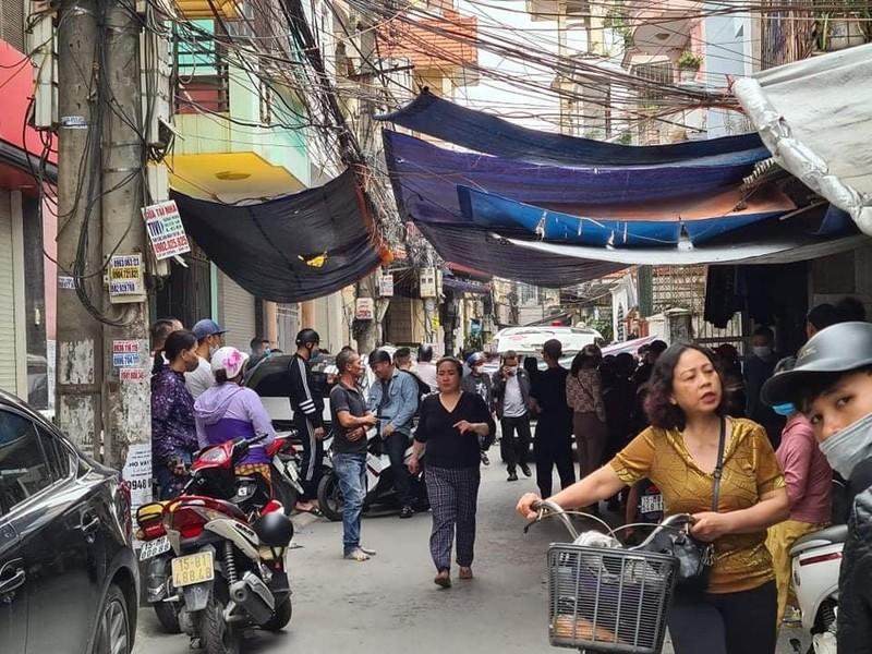Hai Phong: Dang truy bat doi tuong dam nguoi phu nu tu vong giua pho