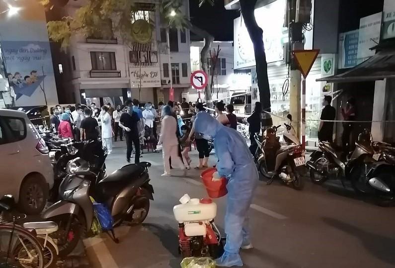 2 nguoi tu Hai Phong phat hien nhiem SARS-COV-2 khi sang Uc