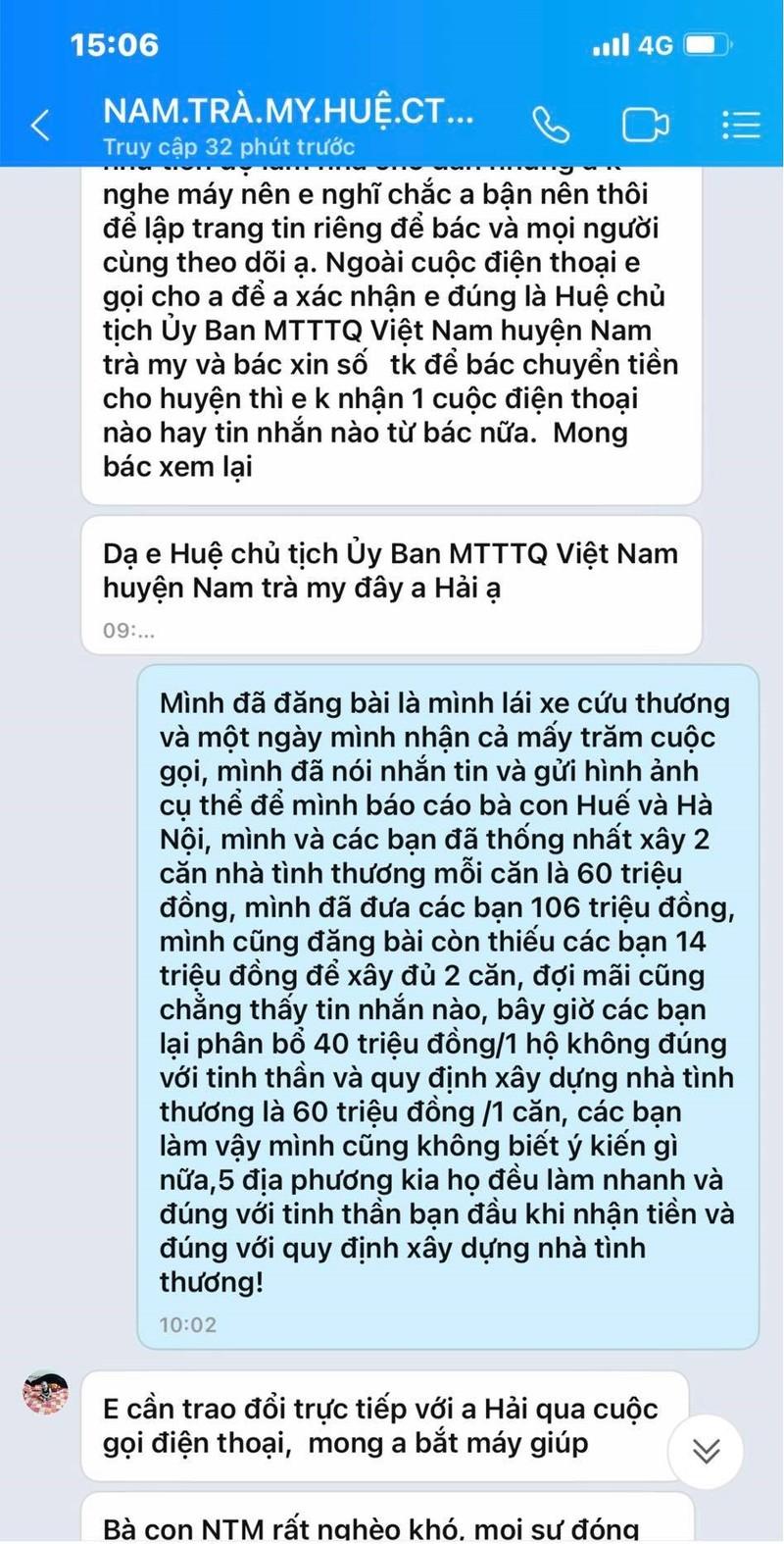 Doi lai 106 trieu dong ho tro nguoi ngheo: Ong Doan Ngoc Hai noi gi?-Hinh-2